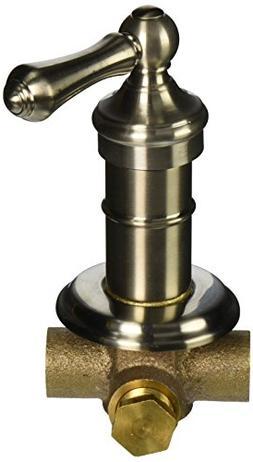 """Pfister 015-38BK Shower Valve Trim w/ 1/2"""" 4 Port Diverter V"""
