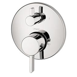 Hansgrohe 04231000 S Thermostatic Trim With Volume Control A