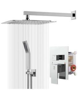 SR SUN RISE 12 Inch Ceiling Mount Shower System Bathroom-bra