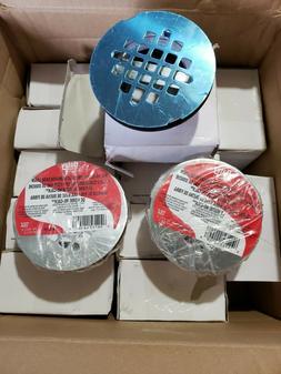 SHOWER BASE STRAINERS DRAINS OATEY AMERICH PVC FIBERGLASS N