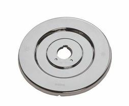 MOEN 16090 CP CHATEAU ESCUTCHEON FOR SINGLE HANDLE TUB & SHO