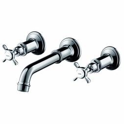 Axor 16532001 Montreux Wall-Mounted Widespread Faucet Trim w