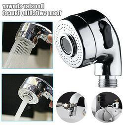 1x Metal Bathroom Sink Faucet Head Sprayer Water Saving Bath
