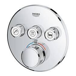 GROHE 29138000 Grohtherm Smartcontrol Triple Function Thermo