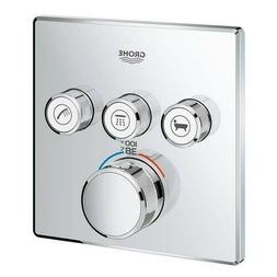 GROHE 29142000 Grohtherm Thermostatic Shower SmartControl Va