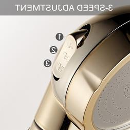 3 Mode Adjustable 360 degree rotation <font><b>Shower</b></f