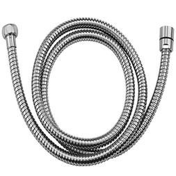 Jaclo 3071-PCH 71-Inch Double Spiral Brass Hose, Polished Ch