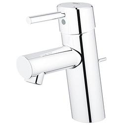 Grohe 34270001 Concetto Single-Handle Bathroom Faucet - 1.5