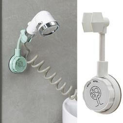 360° Punch-Free Universal Adjustable Shower Bracket Bathroo