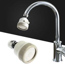 360 Rotation Faucet Booster Shower Head Kitchen Bathroom Sho