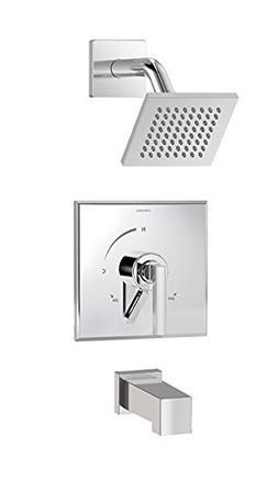 Symmons S-3602-SH4-T4-TRM Duro 1-Handle Tub and Shower Trim