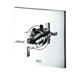 Axor 39716001 Citterio Thermostatic Trim with Cross Handle i
