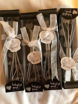 Heart Whisk in Gift Box Wedding Bridal Shower Kitchen Cooki