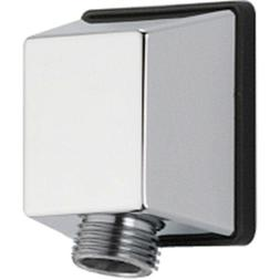 Delta 50570-CP Traditional Square Wall Supply Elbow for Hand