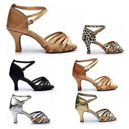 6 styles Latin Dance Shoes for Women/Ladies/Girls/Tango&Sals