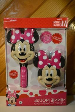 Oxygenics 78368 Minnie Mouse Combo Shower Head