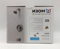 Moen 82604 Finish Adler 1-Handle 1-Spray Shower Faucet with