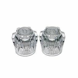 Danco 88170 Phoenix Pair Handles Phoenix - Clear Acrylic - C