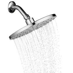 9'' Rainfall Shower Head Large Luxury Fixed Showerhead Made