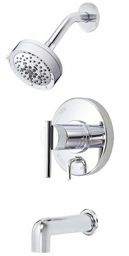 Danze D510058T Parma Single Handle Tub and Shower Trim Kit,