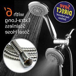 DreamSpa Luxury 36 Setting Large Showerhead and Hand-Shower