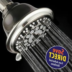 HotelSpa High-Power Ultra-Luxury 8-Setting Shower-Head by To