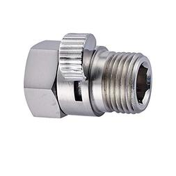 Senlesen S-002 Shower Head Shut Off Valve Solid Brass, Brush