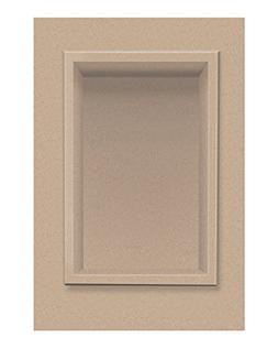Transolid ACCESS0001-A4 Decor 7-1/2 x 11-Inch Recessed Shamp