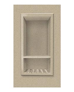 Transolid ACCESS0002-B2 Decor 7-1/2 x 15-Inch Recessed Shamp