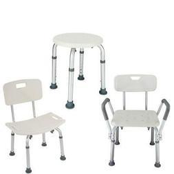 Adjustable Height Medical Elderly Bath Tub Shower Chair Benc