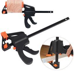 Adjustable Quick Woodworking Clip Quick Grip Squeeze Clamp W