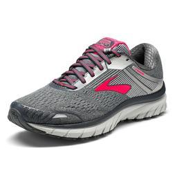 Brooks Adrenaline GTS 18 Women's Ebony/Silver/Pink Running S