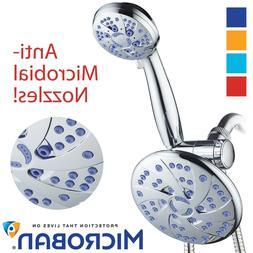 """AquaDance 5547 Antimicrobial/Anti-Clog High-Pressure 6"""" Rain"""