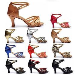 Ballroom Brand New Latin Dance Shoes for Women/Ladies/Girls/