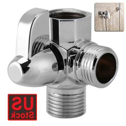 "Bathroom G1/2"" Valve For Solid Brass 3-Way Diverter Valve Sh"