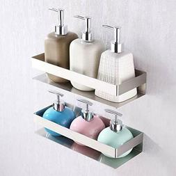 Kes Bathroom Shelf Stainless Steel Bath Shower Shelf Basket