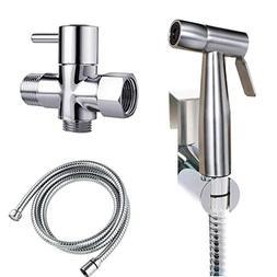 Joyway Bidet Toilet Sprayer Set-Handheld Bidet Sprayer Kit-B