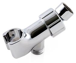 ShowerMaxx | Shower Head Holder in Polished Chrome Finish |