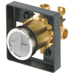 Classic Universal Tub and Shower Valve Body - Valve Body: Un