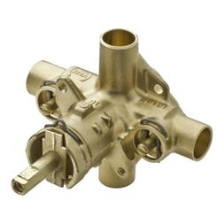 Commercial Valve with Integral Stops, CC