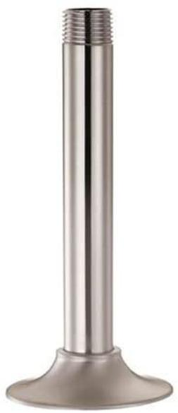 Danze D481316BN 6-Inch Ceiling Mount Shower Arm with Flange