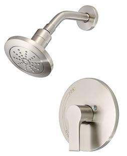 Danze D500587BNT South Shore Single Handle Shower Trim Kit,