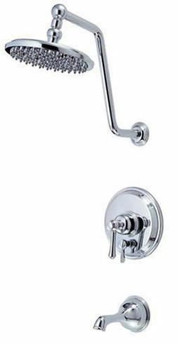 Danze  D502057 Chrome Single Handle Tub & Shower Faucet With