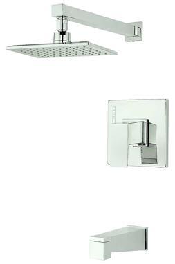 Danze D502062PNVT Mid-Town Single Handle Tub and Shower Trim