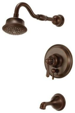 d502257brt opulence single handle tub and shower
