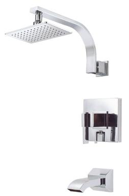 Danze D510044T Sirius Single Handle Tub and Shower Trim Kit,
