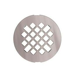 Swanstone DC00000MD.086 Metal Shower Floor Drain Cover, Stai