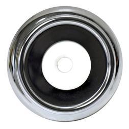 DANCO Decorative Metal Tub Spout Ring, Polished Chrome, 1-Pa