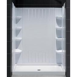 DreamLine DL-6147C-01 SlimLine 34 x 60 Shower Base Center &