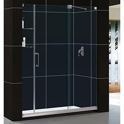 """Dreamline Frameless Shower Doors, 5660"""" x 72"""" Mirage Reversi"""